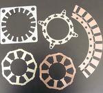 Lasergeschnittene Rotor- und Statorbleche für Prototypen, Kleinserien oder Serienanläufe.